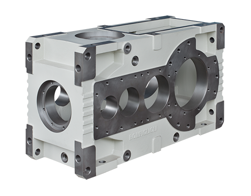 Gearbox housings